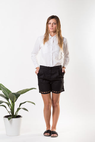 Liberty Lee La Plagé Shorts Black