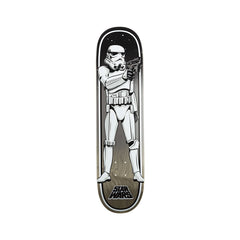 STAR WARS STORMTROOPER SKATE DECK