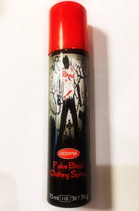 Horror Bloed Spray voor theater