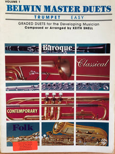 Graded Duets for Trumpet Volume 1, Snell - Scattando Verkleedhuis