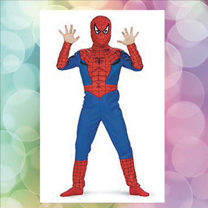 Spiderman Kind - Scattando Webshop