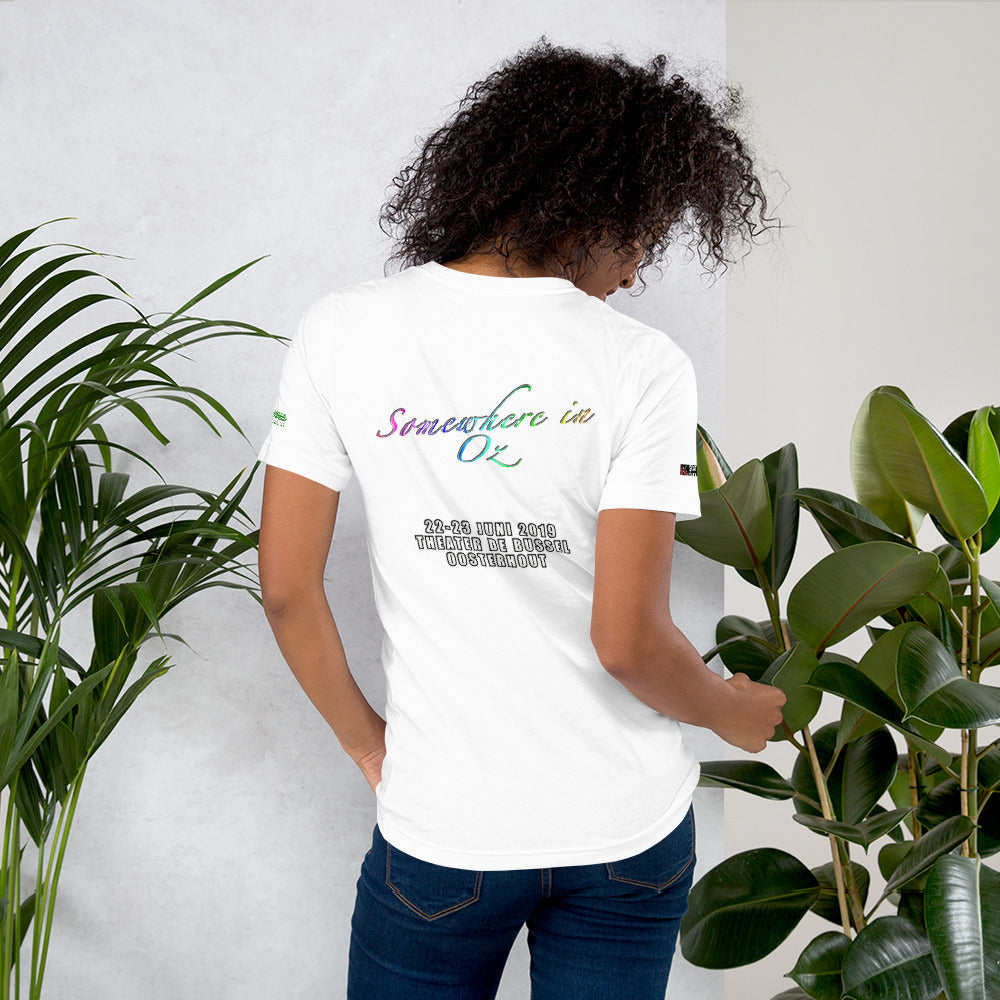 Somewhere in Oz T-Shirt Dames - Scattando Verkleedhuis