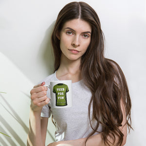Tees For Fun Mug - Scattando Verkleedhuis