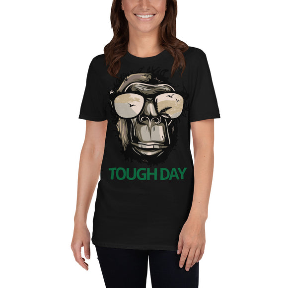 Tough Day Unisex T-Shirt / Zware dag