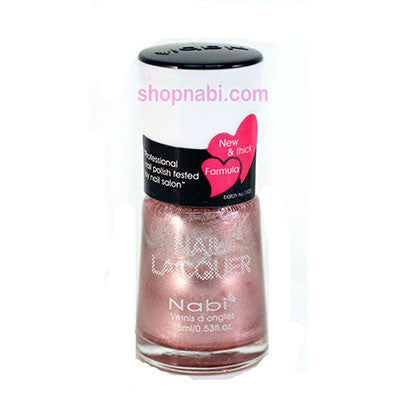 Nabi I Nail Polish no.100 Cinnamon