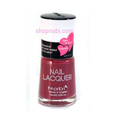 Nabi I Nail Polish no.101 Brownsville