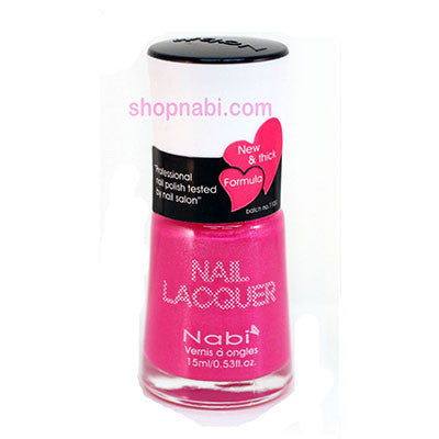 Nabi I Nail Polish no.108 Pink Lady