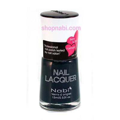 Nabi I Nail Polish no.110 New Emerald