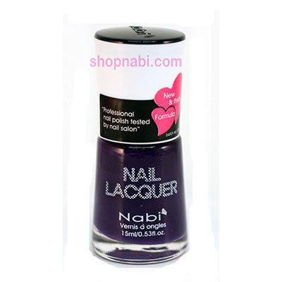 Nabi I Nail Polish no.111 New Purple