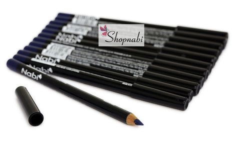 Nabi Eyebrow and Eyeliner Pencil no.13 Navy Blue