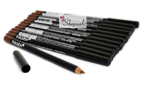 Nabi Eyebrow and Eyeliner Pencil no.14 Medium Brown