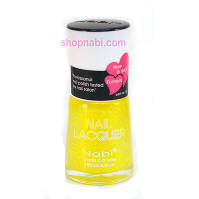 Nabi I Nail Polish no.171 Yellotte