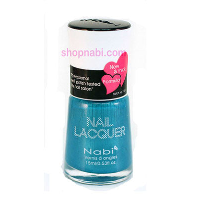 Nabi I Nail Polish no.176 Teal II