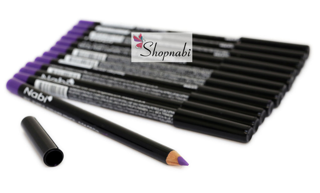 Nabi Eyebrow and Eyeliner Pencil no.17 Purple