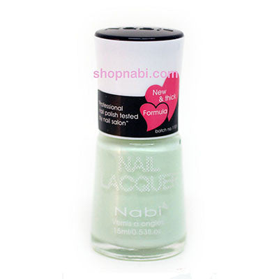 Nabi I Nail Polish no.197 Pastel Light Blue