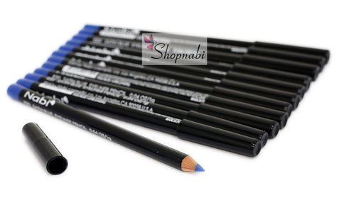 Nabi Eyebrow and Eyeliner Pencil no.20 Satin Blue