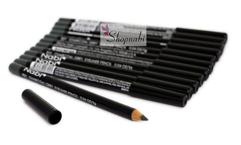 Nabi Eyebrow and Eyeliner Pencil no.21 Charcoal Grey