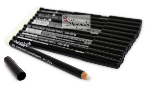 Nabi Eyebrow and Eyeliner Pencil no.22 White Frost