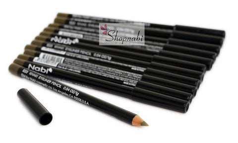 Nabi Eyebrow and Eyeliner Pencil no.23 Khaki
