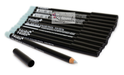 Nabi Eyebrow and Eyeliner Pencil no.26 Baby Blue