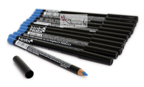 Nabi Eyebrow and Eyeliner Pencil no.29 Hot Blue