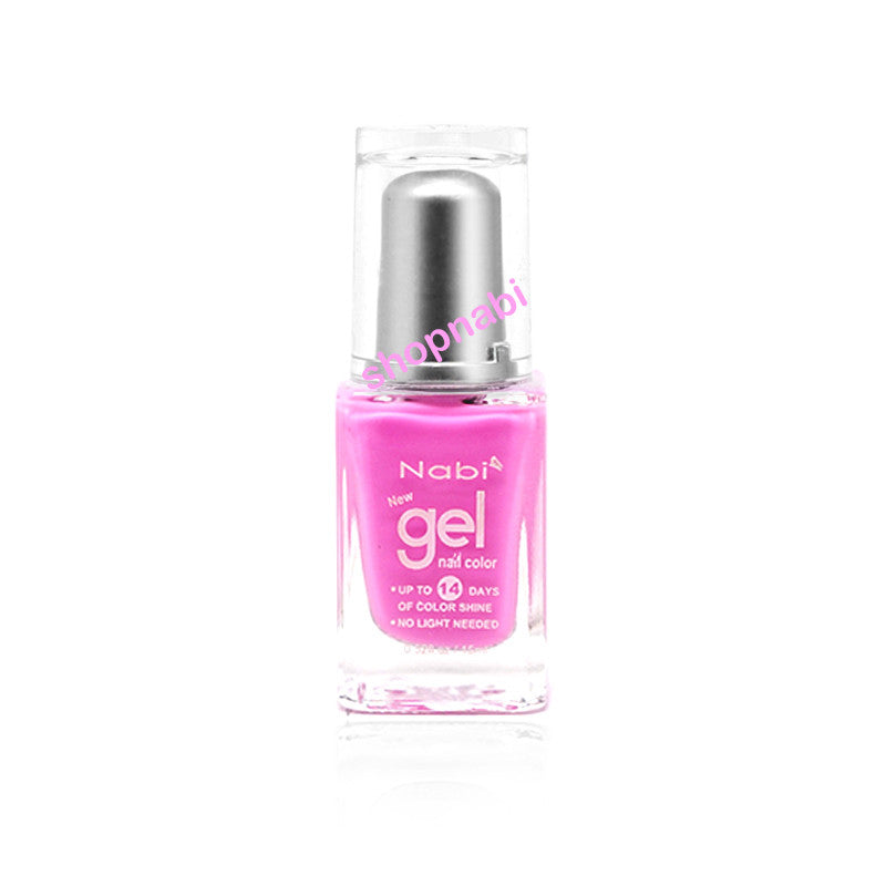 Nabi Gel Nail Polish No.29 Summer Pink
