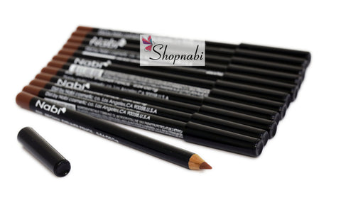 Nabi Eyebrow and Eyeliner Pencil no.2 Brown