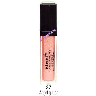 Nabi Lipgloss no.37 Angel Glitter