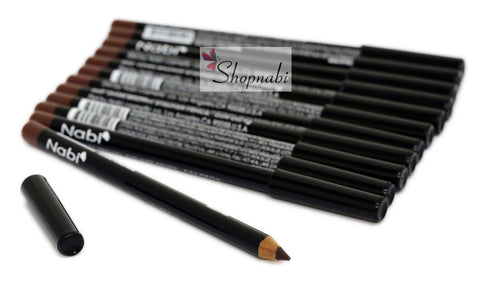 Nabi Eyebrow and Eyeliner Pencil no.3 Dark Brown