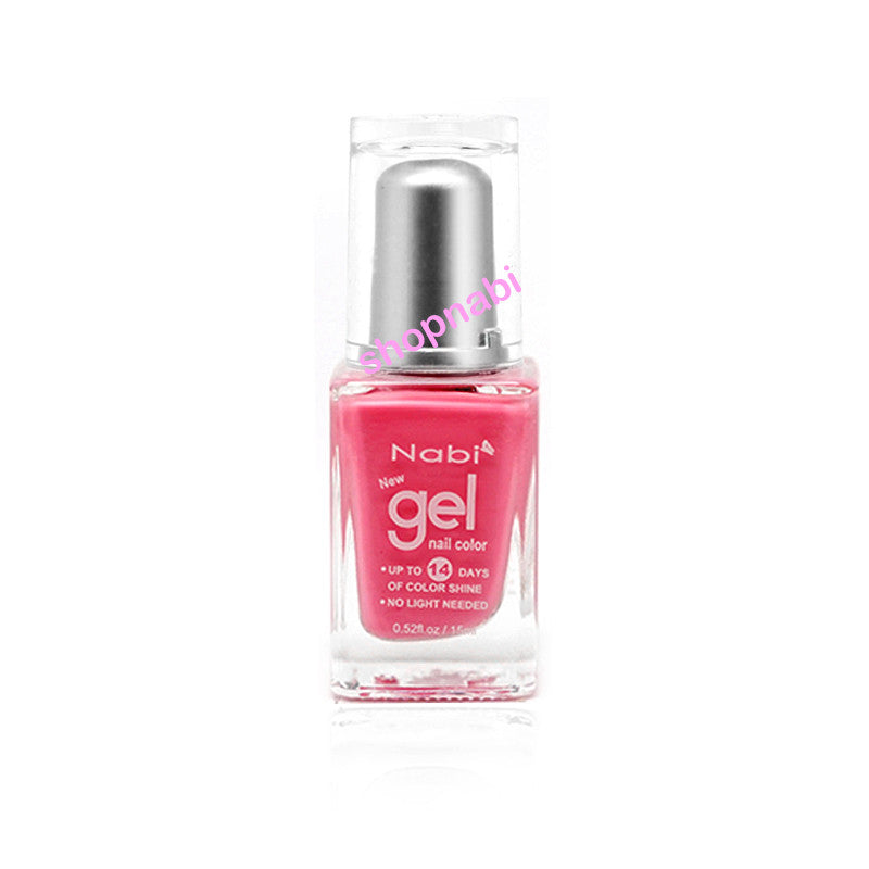 Nabi Gel Nail Polish No.44 Pastel Pink