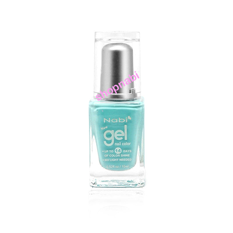 Nabi Gel Nail Polish No.45 Baby Blue