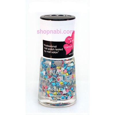Nabi I Nail Polish no.46 Multi Heart