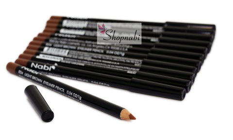 Nabi Eyebrow and Eyeliner Pencil no.4 Light Brown