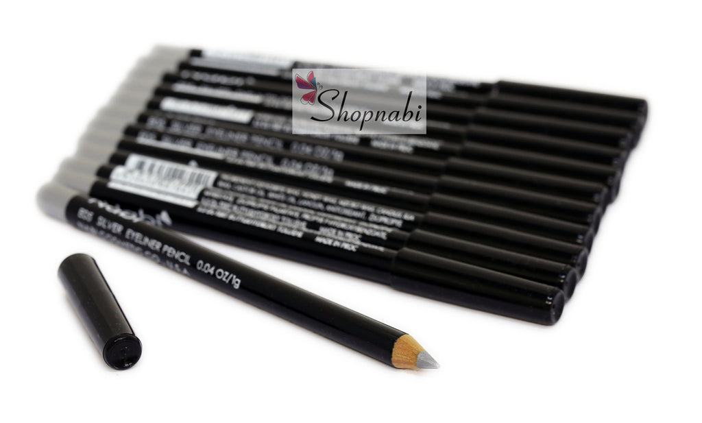 Nabi Eyebrow and Eyeliner Pencil no.5 Silver