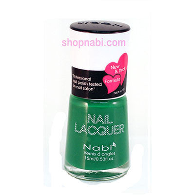 Nabi I Nail Polish no.67 Baby Green