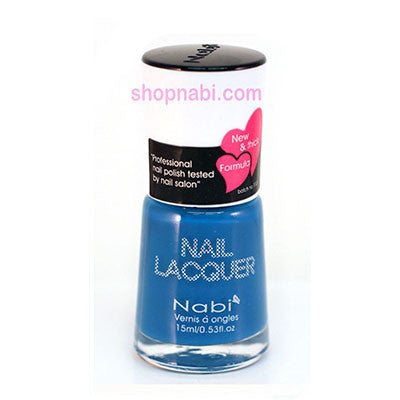 Nabi I Nail Polish no.68 Blue