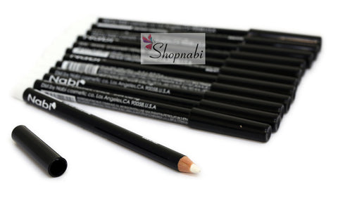 Nabi Eyebrow and Eyeliner Pencil no.6 White