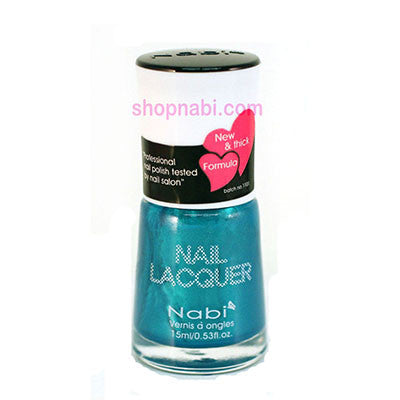 Nabi I Nail Polish no.86 Teal