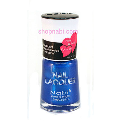 Nabi I Nail Polish no.88 Covalt Blue