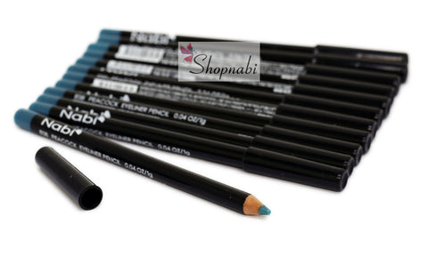 Nabi Eyebrow and Eyeliner Pencil no.8 Peacock