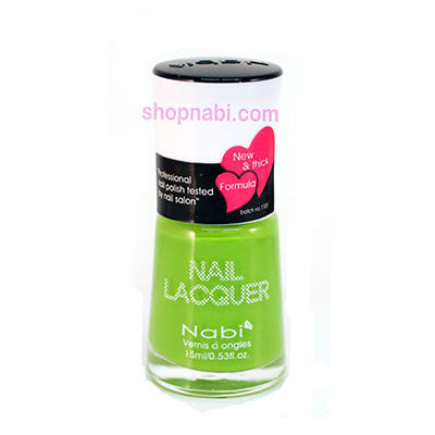 Nabi I Nail Polish no.92 Fruit Green