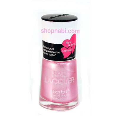 Nabi I Nail Polish no.95 Pure Pink