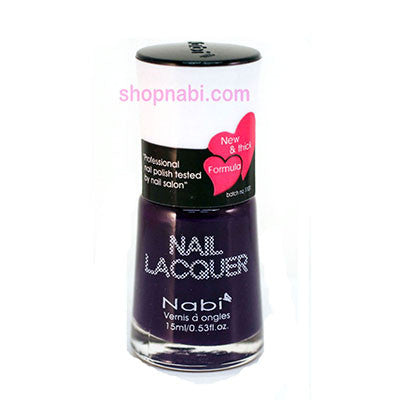 Nabi I Nail Polish no.98 New Lilac