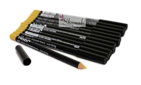 Nabi Eyebrow and Eyeliner Pencil no.9 Gold