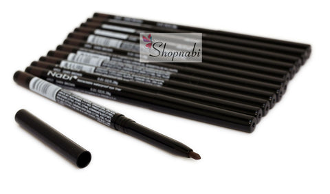 Nabi Retractable Waterproof Eyeliner no.3 Dark Brown