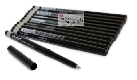 Nabi Retractable Waterproof Eyeliner no.5 Silver