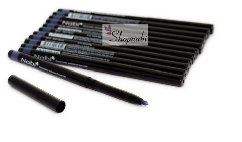 Nabi Retractable Waterproof Eyeliner no.10 Navy Blue