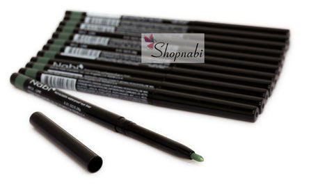Nabi Retractable Waterproof Eyeliner no.13 Lime