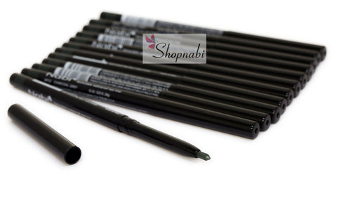 Nabi Retractable Waterproof Eyeliner no.15 Charcoal Grey