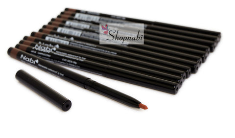 Nabi Retractable Waterproof Eyeliner no.18 Cappuccino